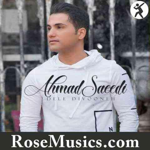 دانلود آهنگ احمد سعیدی دل دیوونه