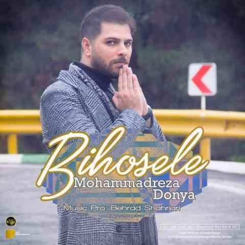 آهنگ بی حوصله از محمدرضا دنیا