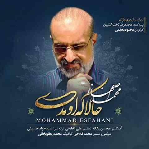 دانلود آهنگ محمد اصفهانی حالا که اومدی