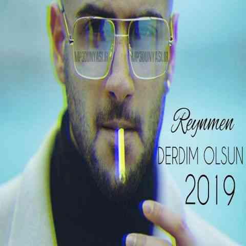 دانلود آهنگ رین من به نام Derdim Olsun