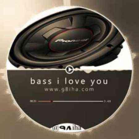 دانلود آهنگ خارجی بی کلام به نام Bass I Love You