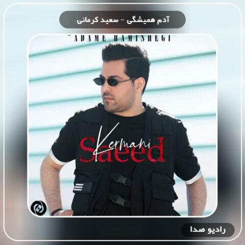 دانلود آهنگ آدم همیشگی سعید کرمانی